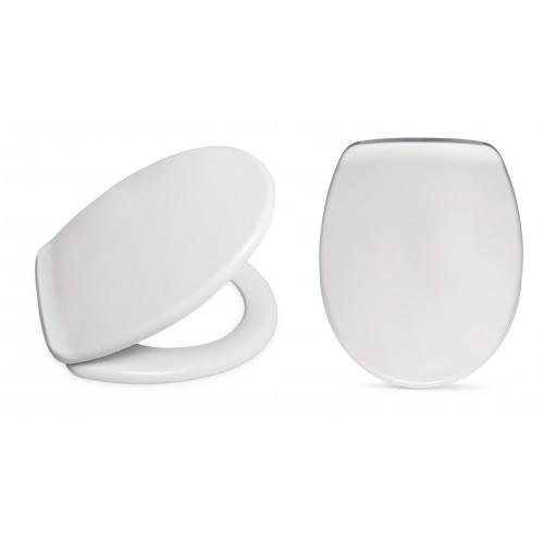 Сидіння для унітазу біле King 2022 Nova Турція