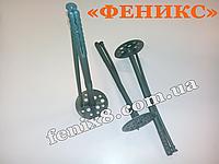 """Термодюбель """"Зонтик"""" 10*200 пластиковый для крепления термоизоляционных материалов"""