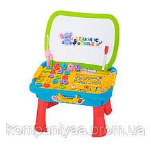 Дитячий ігровий столик для малювання 0503MR (Синій)