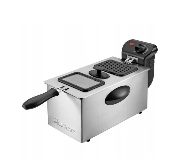 Фритюрница 3-литровая Clatronic FR 3587 2000 Вт