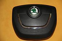 Крышка накладка обманка AIRBAG муляж подушки безопасности SKODA Fabia Octavia A5 Yeti, Roomster Superb NEW
