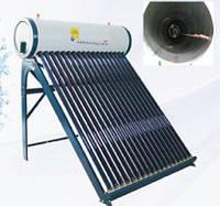 Солнечный вакуумный коллектор, с баком и тепловой трубкой -SP-H1-24