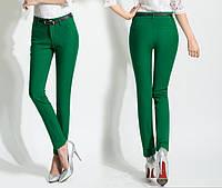 Женские брюки-дудочки