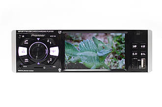 Автомагнітола 4051 AI 1Din ∙ Магнітола універсальна з екраном 4.1 DIVX + MP5 + USB + SD + Bluetooth