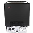 Електрокам'янка для сауни і лазні Helo CUP 90 STJ графіт 9 кВ, фото 2