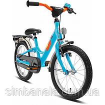 """Двоколісний велосипед Puky YOUKE 16"""" kiwi"""