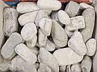 Камень порфирит шлифованный (5-7 см) мешок 20 кг, фото 2