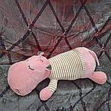 Плед игрушка подушка 3 в1 Слоник  Игрушка детский плед   Игрушки-Подушки   Мягкая игрушка Серого цвета, фото 7