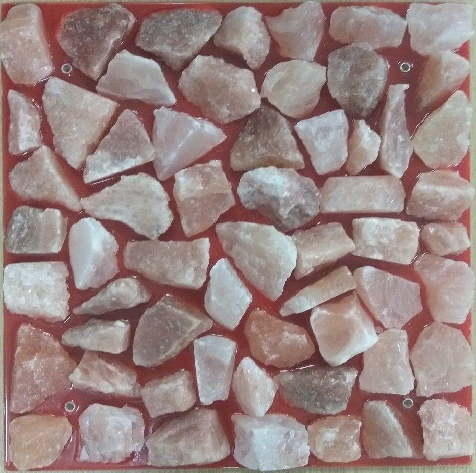 Панно из гималайской соли GREUS 500x500 мм