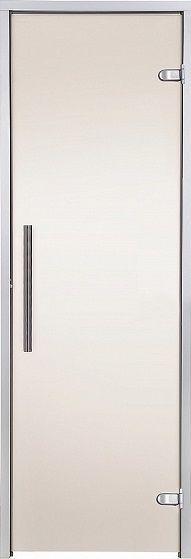 Двері GREUS Premium хаммам 70х190 матова бронза