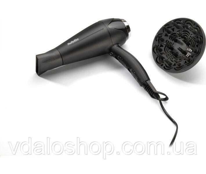 Фен для волосся BABYLISS D572DE 2200 Вт фен бейбіліс ГАРАНТІЯ