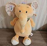 Плед игрушка подушка 3 в1 Крокодил   Игрушка детский плед   Игрушки-Подушки   Мягкая игрушка Коричневого цвета, фото 5