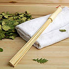 Віник бамбуковий для лазні та сауни, фото 2