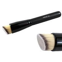 Кисть PARISA для макияжа, для тональных средств, синтетика Р06