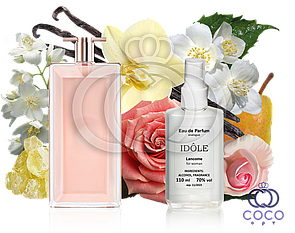 Женская парфюмированная вода Lancome Idole 110 Ml ОАЭ в пластиковой бутылке
