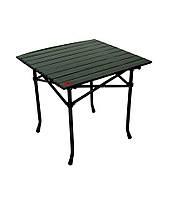 Стіл складаний, Стіл для кемпінгу CZ Roll-top 53x51x49 см