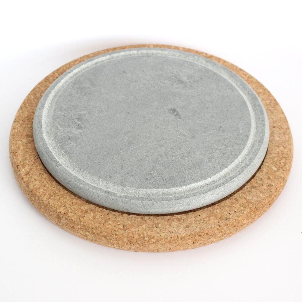 Камень для гриля + пробковая подставка Hukka Paistokas