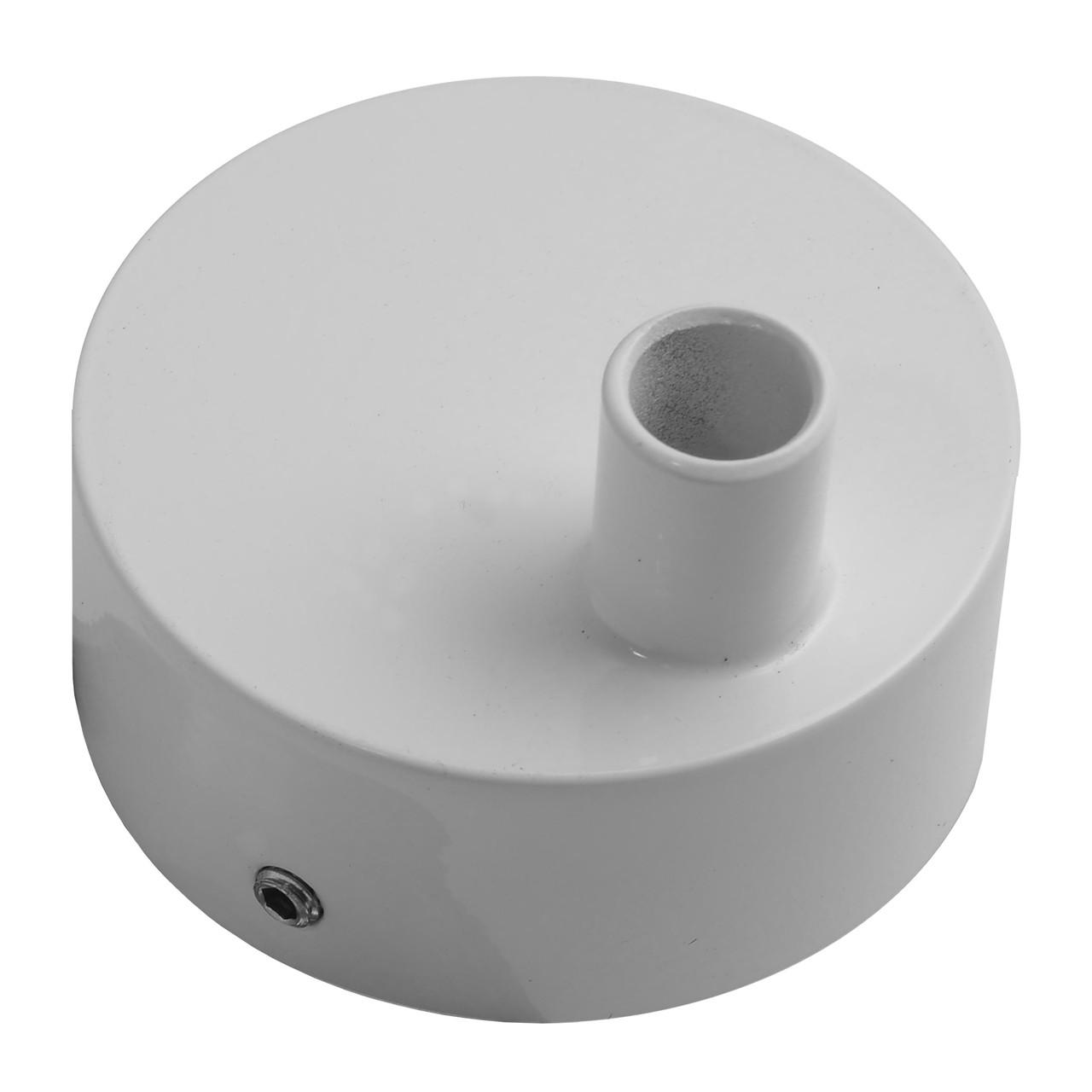 Коробка для скрытого подключения полотенцесушителя, белая 20-122040-6060