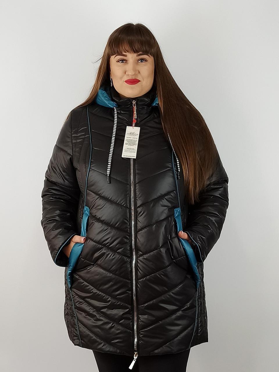 Куртка женская от 60 до 74 большие размеры