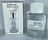 Жіночі парфуми міні тестер Juliette Has A Gun DutyFree 60 мл (Джульєтта Хез Е Ган), фото 5