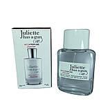 Жіночі парфуми міні тестер Juliette Has A Gun DutyFree 60 мл (Джульєтта Хез Е Ган), фото 3