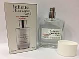Жіночі парфуми міні тестер Juliette Has A Gun DutyFree 60 мл (Джульєтта Хез Е Ган), фото 2