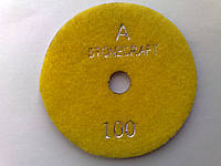 Алмазный шлиф круг d 80mm, кл. А, № 100