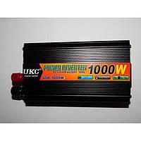 Преобразователь напряжения, автомобильный Инвертор UKC 1000W