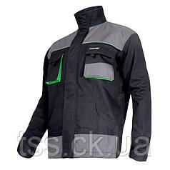 Куртка LAHTI PRO размер 2L (54 см) рост 176-182 см объем груди 108-116 см зеленая L4040754