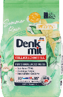 Порошок пральний Denkmit VOLLWASCHMITTEL SUMMER RAIN 1,35 кг 20 прань