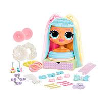 Лялька-манекен L. O. L. Surprise OMG Styling Head Леді Бон-Бон з аксесуарами (572008)
