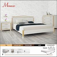 """Двуспальная кровать """"Монако"""""""
