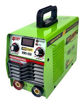 Сварочный инверторный аппарат Craft RWS-350