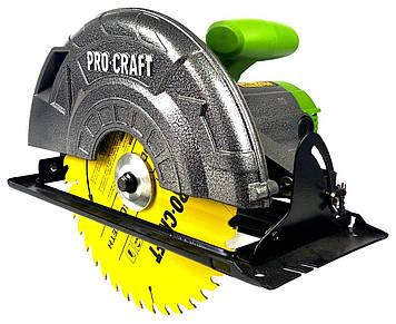 Профессиональная дисковая циркулярная пила Craft KR3000