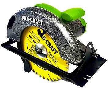 Профессиональная дисковая циркулярная пила Craft KR2830