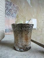 Вазон керамический для цветов тюльпан, фото 1