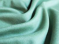 Пальтовая ткань ментолового цвета