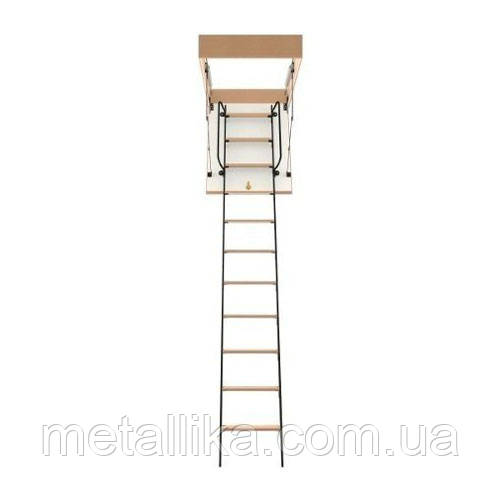 Горищні сходи COMFORT Metal Standart
