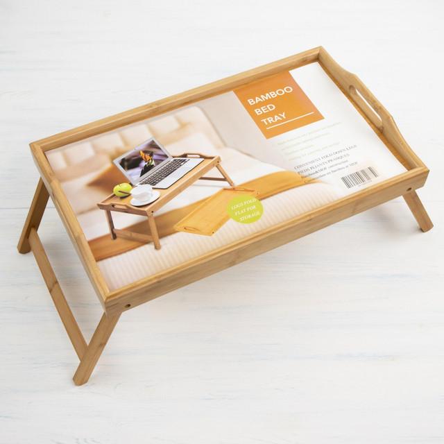 Столики для ноутбука и завтрака