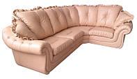 """Кожаная мягкая мебель, диван угловой """"Isadora"""""""