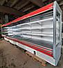 Линия холодильных горок «Cold» 7.2 м. (Польша), под выносной холод, Б/у
