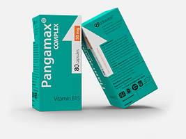 Пангамакс Комплекс, Витамин В 15, Zdravitse, Pangamax complex, 50 мг, 80 капсул, скидка