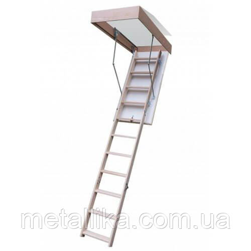 Горищні сходи COMFORT Long