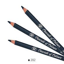 Олівець для повік Cascade of Colours 202 1.14 р Синій (102-202)