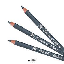 Олівець для повік Cascade of Colours 204 1.14 р Сірий (102-204)