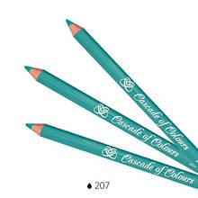 Олівець для повік Cascade of Colours 207 1.14 г М'ята (102-207)