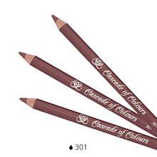 Олівець для губ Cascade of Colours 301 1.14 р (103-301)
