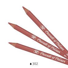 Олівець для губ Cascade of Colours 302 1.14 р (103-302)