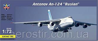 АН-124 Руслан 1/72 Modelsvit