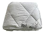Ковдра Le Vele Perla Nergiz нанофайбер 195-215 см сіре